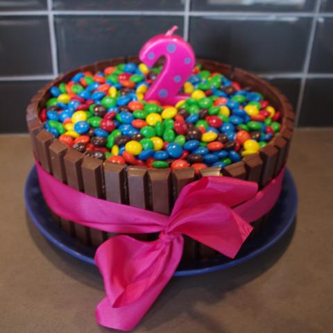 Gâteau Stella 2 ans
